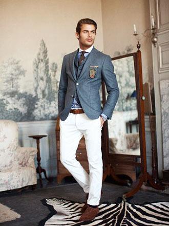 そのほか、ベルトと靴の色を合わせて統一感を出しているのもオシャレ。 国内では一歩先を行くビジネスカジュアルとして着こな\u2026
